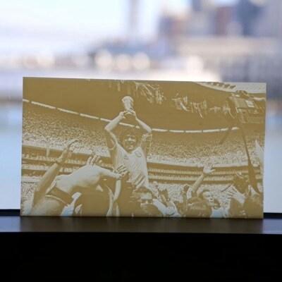 3D Printing Photographs by Alejandro Palandjoglu