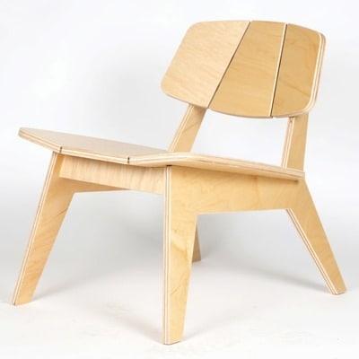 P9L Lounge Chair by Alejandro Palandjoglu