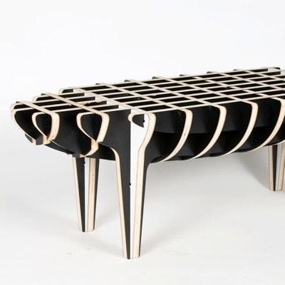 Piggy Coffee Table by Alejandro Palandjoglu