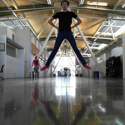 Automatically Take Perfect Jump Shots by Andrew Maxwell-Parish