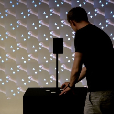 Machine Senses: Nose Smoke Detector by Purin Phanichphant