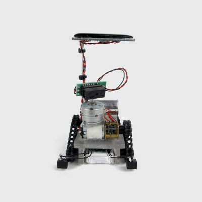 Mini Robot Platform by Jonah Ross-Marrs