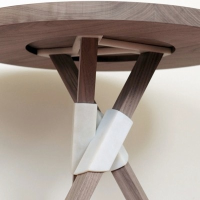 The 3D Printed Side Table by Vera Shur