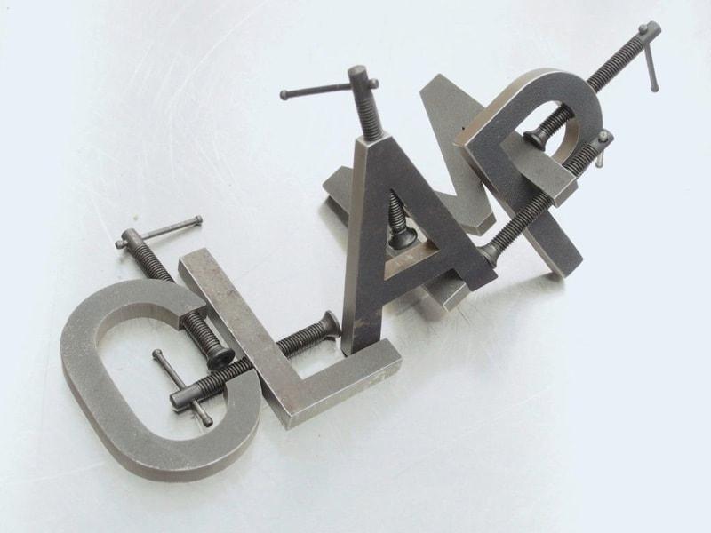 """""""Alphaclamps"""" by Robb Godshaw"""