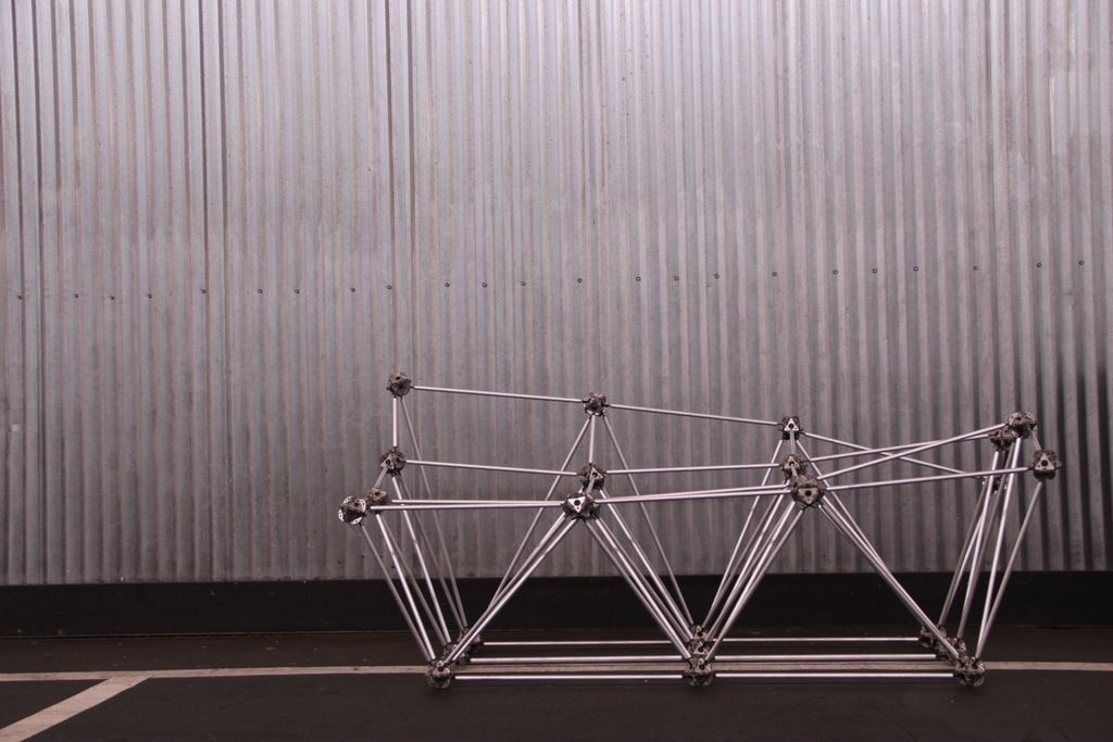 """Space Frame Joint for Complex Structures"" by Alexander DeCicco"