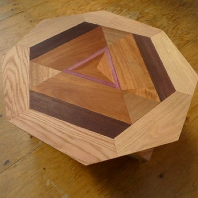 Tetra Table by Gabriel Dunne