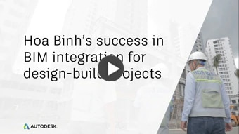 Hoa Binh's success in BIM integration for design-build projects