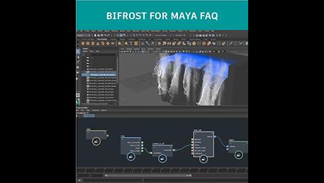 Bifrost For Maya