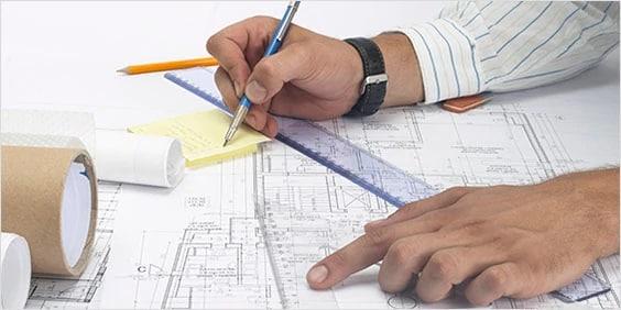 建築図面の作成での間取り図の種類、技術平面図とは