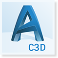Civil 3D icon
