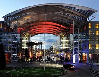 5 Star Hilton Hotel Airport München