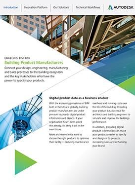 Autodesk BI Flyer