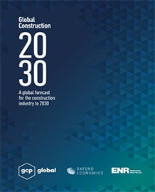 Global Construction Report 2030