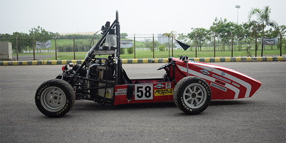 Formula Student Car (Team Royalz Racing)