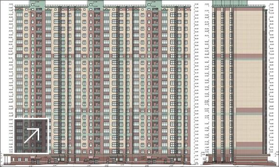 ВIM-технологии для расчета вентилируемых фасадов