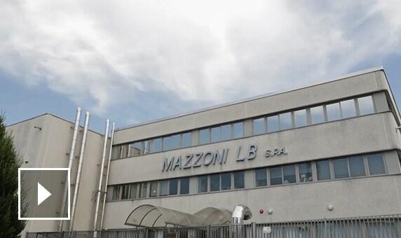 Video: Testimonianza del cliente Mazzoni LB
