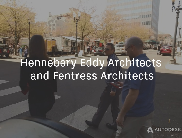 Hennebery Eddy Architects and Fentress Architects