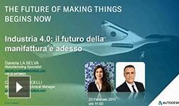 Industria 4.0: il futuro della manifattura è adesso - 23/02/2017
