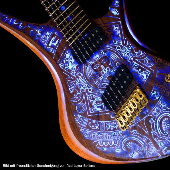 Red Layer Guitars