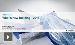 What's new: novità versioni Autodesk 2018 per prodotti AEC  – Aprile 2017