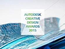 AUTODESK CREATIVE DESIGN AWARDS 2015
