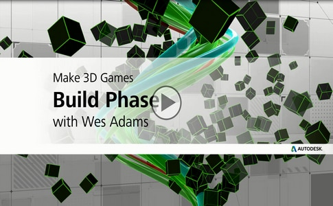 Build Video Games in a Game Engine   Tutorials   Autodesk