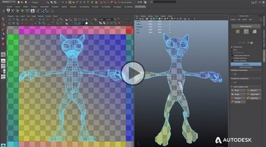 Create 3D Characters & Models | Tutorials & Kit | Autodesk