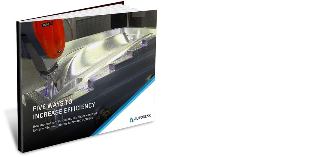eBook: Tackle Moldmaking Challenges | Autodesk