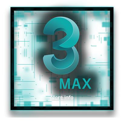 3DS Max clickable logo