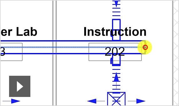 Tạo layout ống gió