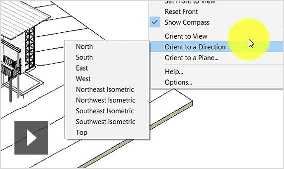 Chế độ xem 3D và các chế độ khác