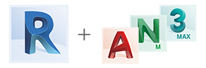 Revit logos