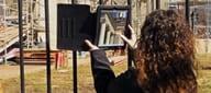 AutoCAD 360 site visit iPad