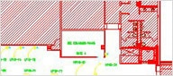 Electrical engineering CAD drawing