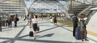 Denver International Airport expansion project