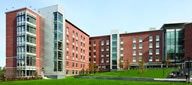 Framingham State University North Hall