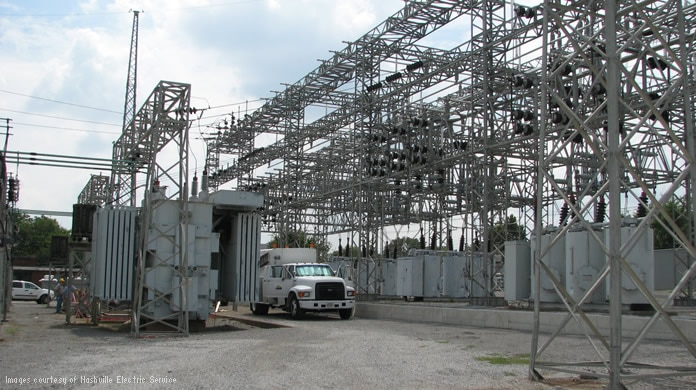 NES substation