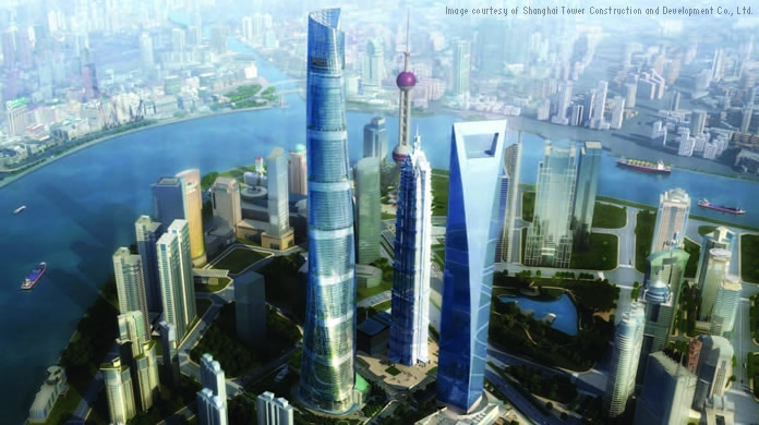 Shanghai Tower Bim Case Study Autodesk
