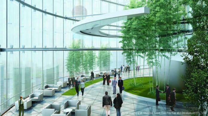 Shanghai tower bim case study autodesk - Shanghai winsun decoration engineering co ...