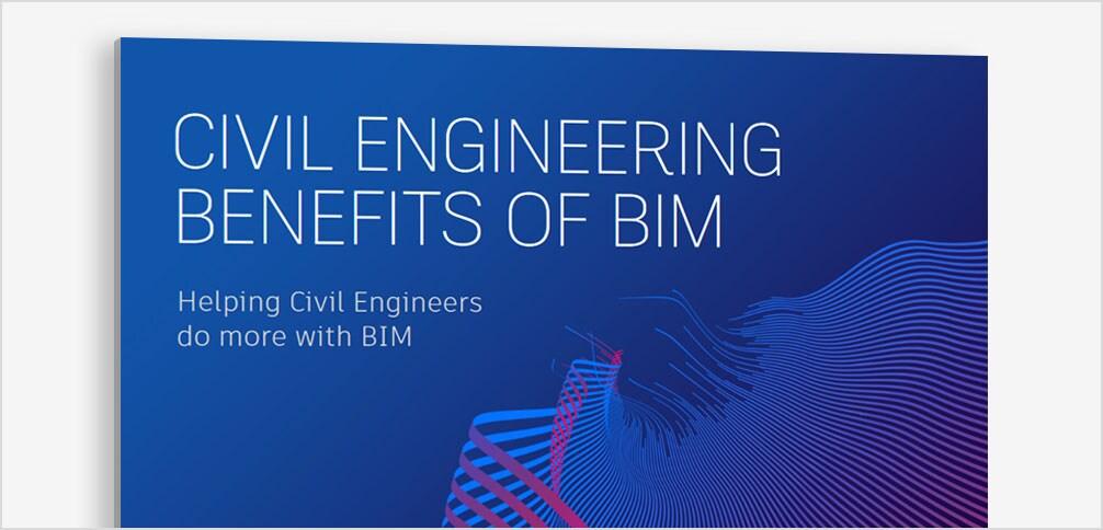 Civil engineering move to BIM eBook
