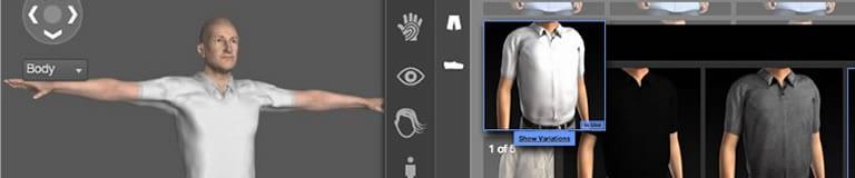 character generator thumb
