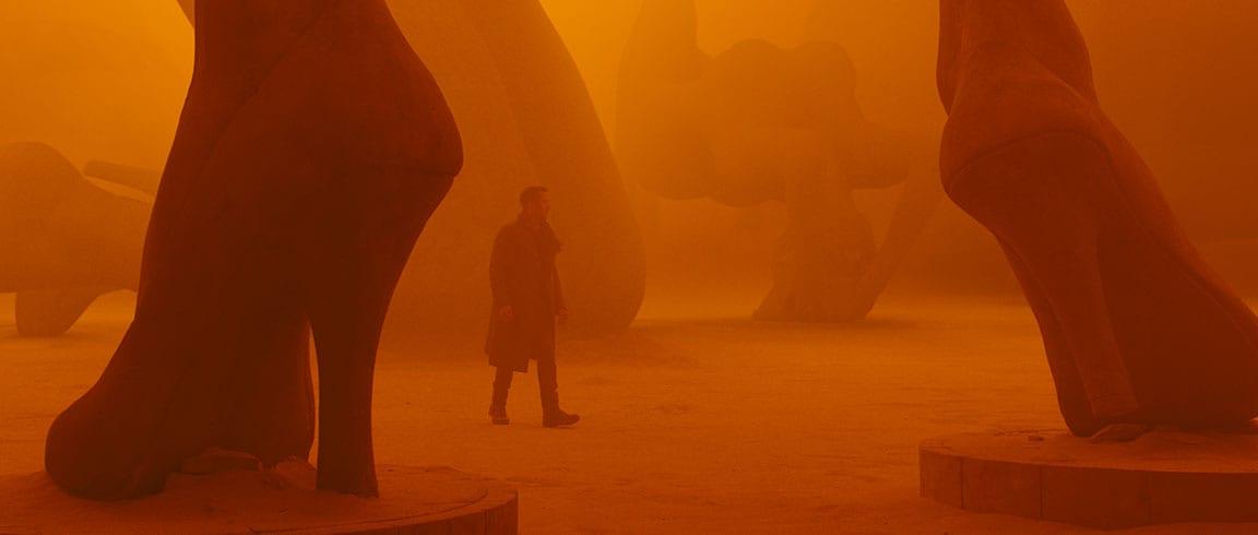 Blade Runner 2049의 Ryan Gosling
