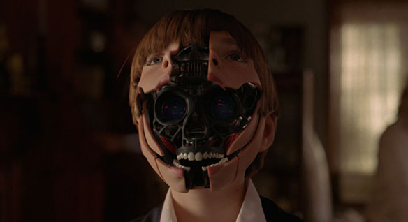 Robot Boy in episode 6 of the HBO production, Westworld