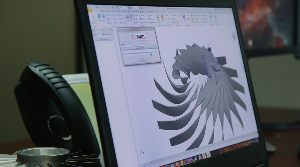 Video: This company designs impellers vastly more efficiently with the Product Design & Manufacturing Collection