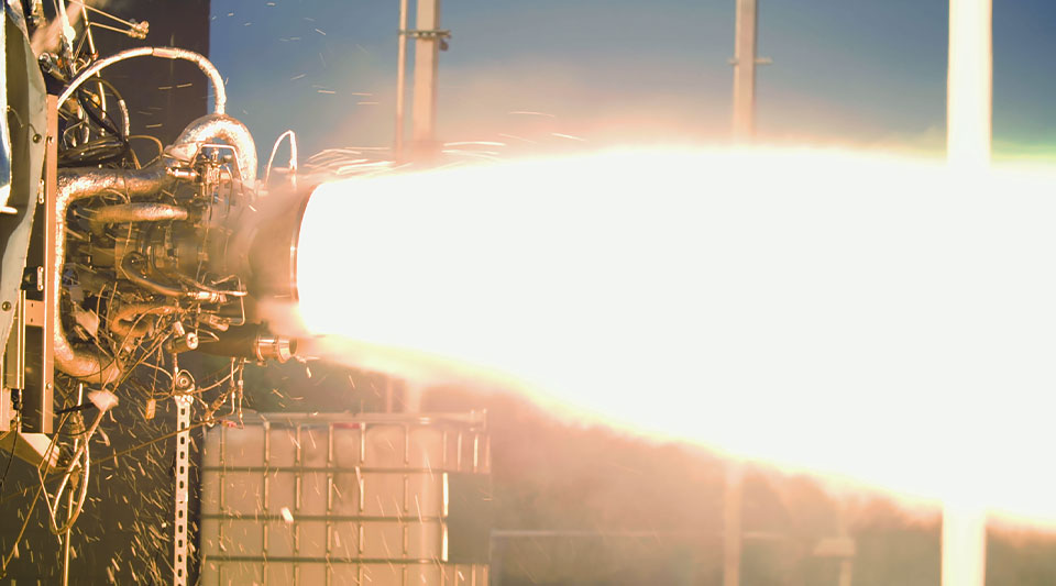 Firefly Aerospace uses the Product Design & Manufacturing collection to design their first rocket as part of the new space race.