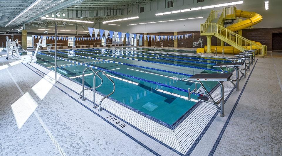 YK Fitness Center Indoor Pool