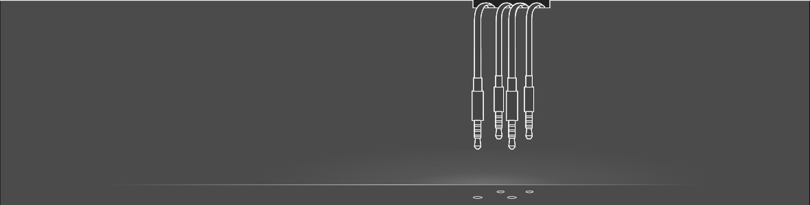 Animation of headphone jacks