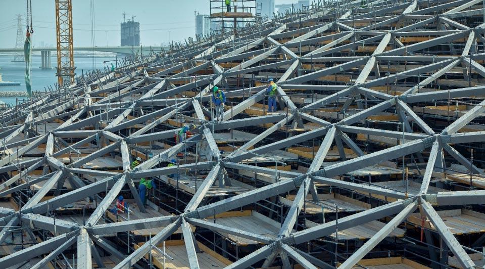 BuroHappold | Louvre Abu Dhabi | Autodesk