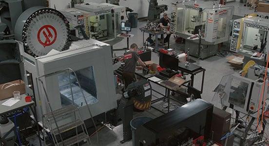 Fusion 360 客户案例:Saunders Machine Works