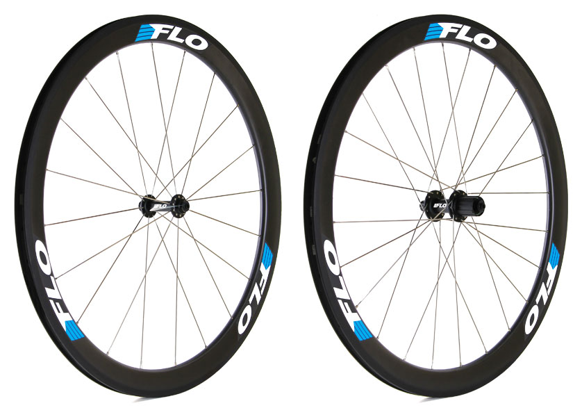 Flo Cycling wheel details